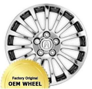 ACURA TL 17X8 15 SPOKE Factory Oem Wheel Rim  CHROME   Remanufactured Automotive