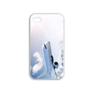 Great Aircrafts Seriese Mobile Case for iPhone 5 Back Cover Beautiful Phone Case for iPhone5 Protector Kit passenger plane Cell Phones & Accessories
