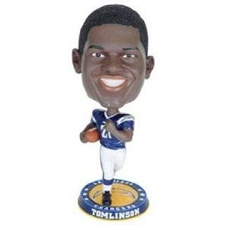 Ladainian Tomlinson San Diego Chargers Big Head Bobble  Sports Fan Bobble Head Toy Figures  Sports & Outdoors
