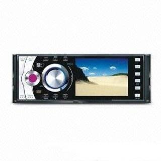 3.5 inch Digital Screen 1 Din In Dash Car DVD Player Detachable Panel for Security   TV   RDS   SD   USB