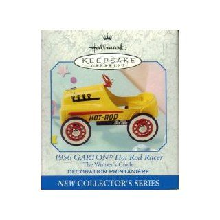 1956 Garton Hot Rod Racer Pedal Car HALLMARK Ornament  Decorative Hanging Ornaments