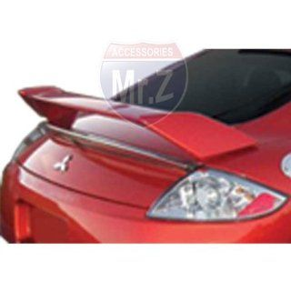 2006 2008 Mitsubishi Eclipse Custom Spoiler Factory Style (Unpainted) Automotive