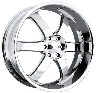 "Boss Motorsports 330 Chrome Wheel (22x9""/6x5.5"") Automotive"