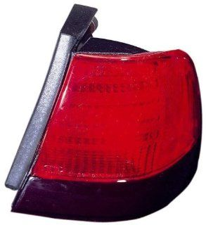 Depo 331 1955R US Ford Thunderbird Passenger Side Replacement Taillight Unit without Bulb Automotive