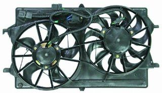 Depo 330 55019 000 Dual Fan Assembly Automotive