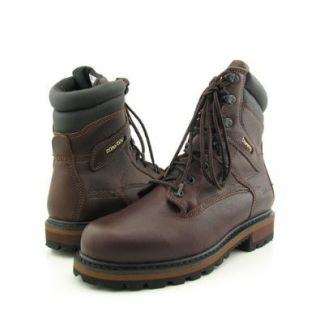 "ROCKY 332 8"" Ranger Boots Work Shoes Brown Mens Shoes"