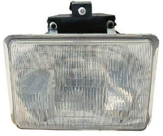 Depo 331 1128R AS Ford Aerostar Passenger Side Replacement Headlight Assembly Automotive