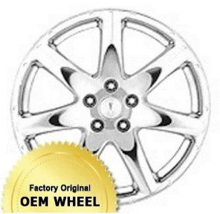 CHEVROLET,PONTIAC,SATURN MALIBU,G6,AURA 18x7 7 SPOKE Factory Oem Wheel Rim  CHROME   Remanufactured Automotive