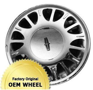 LINCOLN TOWN CAR 16x7 16 HOLE Factory Oem Wheel Rim  CHROME   Remanufactured Automotive