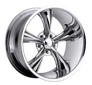 "Boss Motorsports  338 Wheel with Chrome Finish (20x10""/5) Automotive"