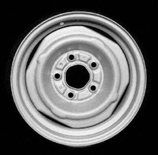 94 GMC SONOMA PICKUP STEEL WHEEL TRUCK, Diameter 14, Width 6, Lug 5 , BLACK, 1 Piece Only, (center cap not included) (1994 94) STL01204U45 Automotive