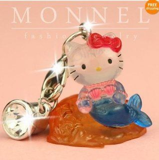 Ip345 Cute Hello Kitty Anti Dust Plug Cover Charm for Iphone 4 4s Cell Phones & Accessories