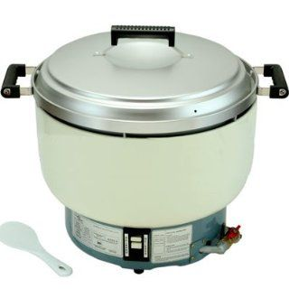Living Tech commercial Natural Gas Rice Cooker 55 Cups NSF Apparoved Kitchen & Dining