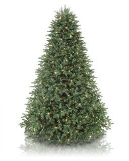 5.5' BH Balsam Fir Artificial Christmas Tree   Clear   Balsam Hill Artificial Christmas Tree