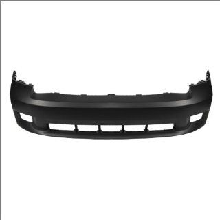 CarPartsDepot 352 171299 10 PM FRONT BUMPER PRIMERED PLASTIC COVER W/FOG HOLE CH1000973 Automotive