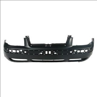 CarPartsDepot 352 45167 10 PM FRONT BUMPER PRIMED COVER NEW BODY VW1000136 Automotive