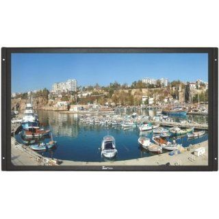 Tview Trp25 25 Tft Lcd Widescreen Car Monitor W/ Wireless Remote