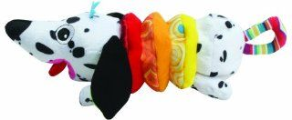 Lamaze High Contrast Pull and Play Puppy Baby