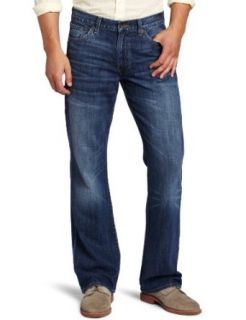 Lucky Brand Men's 367 Vintage Bootcut Jean in Medium Edwin Warner at  Men�s Clothing store