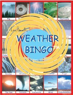 Weather Bingo Educational Game Toys & Games