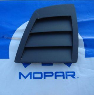 05 07 Dodge Charger Magnum Chrysler 300 Left Front Air Vent Grille Cover OEM Automotive