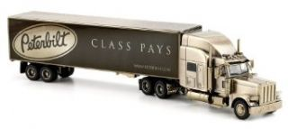 Norscot Peterbilt 379 Truck Commemorative Bronze Model 150 scale Toys & Games