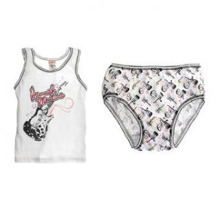 Disney Girls 2 Piece Hannah Montana Underwear Set 6 Clothing