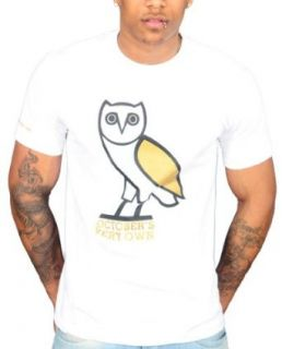 Tru Designz Men Classic Tour OVO Owl T Shirt YMCMB Young Money Lil Wayne Tyga Clothing