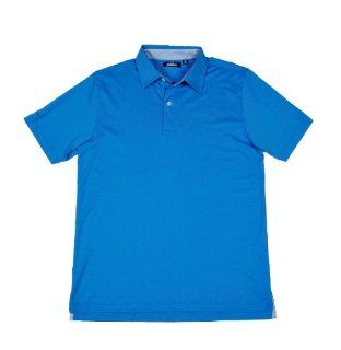 Jack Nicklaus Ultra Cotton Solid Interlock Golf Polo Shirt Sports & Outdoors
