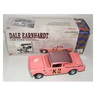 Dale Earnhardt K 2 1956 Pink Ford Victoria 124 Scale Toys & Games