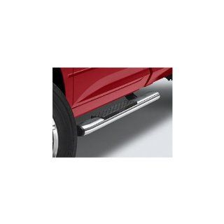 Ram Quad Cab Pickup Tubular Side Steps Black Aluminum Automotive