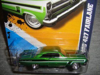 HOT WHEELS 1966 FORD 427 FAIRLANE SUPER TREASURE HUNT HIDDEN CAR, SUPER T HUNT '66 FORD FAIRLANE Toys & Games