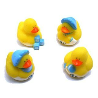 Mini Baby Boy Rubber Ducks  package of 24 Toys & Games