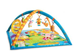 Fisher Price Kick & Play Piano Gym Make Baby a Star with Kmart