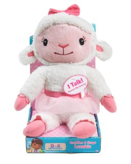 Disney Doc McStuffins Beanbag Plush   Lambie   Toys & Games   Stuffed Animals & Plush   Interactive Plush