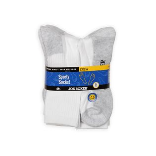 Hanes Socks, Cushion Crew, Mens, Grey, 6 pair   Clothing   Mens   Socks