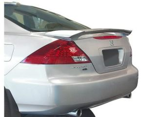 Painted 2006 2007 Honda Accord Coupe Spoiler Factory Style