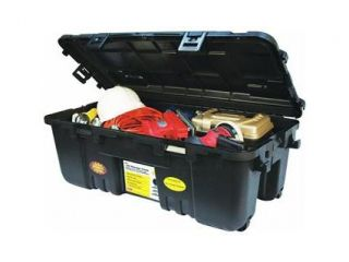 "Plano 38"" Storage Tool Box With Wheels. 1819"
