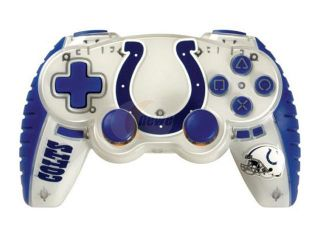 Mad Catz Officially Licensed NFL Wireless Controller For PS3   Indianapolis Colts