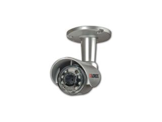 Lorex SG6184S 640 x 480 MAX Resolution Weatherproof Mini Color Security Camera with Night Vision