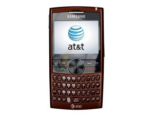Samsung BlackJack II Red 3G Unlocked GSM Smart Phone with Full QWERTY Keyboard