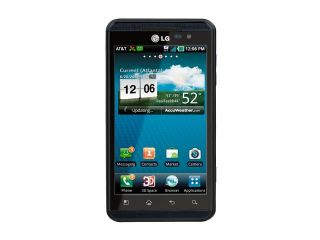 LG Thrill 4G P925 Black 3G Unlocked GSM Android Cell Phone