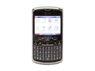 Samsung Jack Black Unlocked GSM Smart phone with Full QWERTY keyboard (SGH i637)