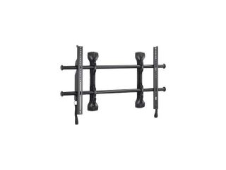 CHIEF LSMU Black Flat Panel Micro Adjustable Wall Mount  TV Bracket