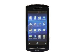 Sony Ericsson Xperia neo Blue 3G Unlocked GSM Android OS Smart Phone w/ Front Facing Camera / Reality Display (MT15a)
