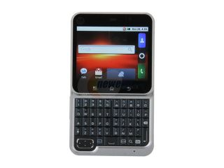 Motorola Flipout MB511 Black/White 3G Unlocked GSM Smart Phone with Android 2.1