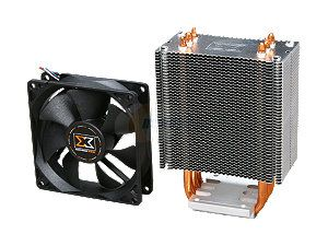 XIGMATEK LOKI SD963 CPU Cooler bracket included dual fan push pull compatible