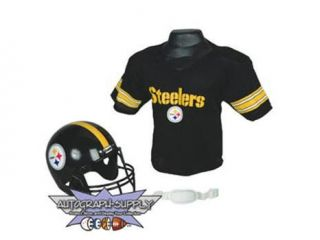 Pittsburgh Steelers NFL Youth Uniform Set Halloween Costume