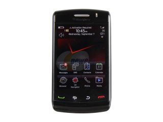 Blackberry Storm 2 Black Unlocked GSM Touch Screen phone with AGPS & Blackberry maps (9550)