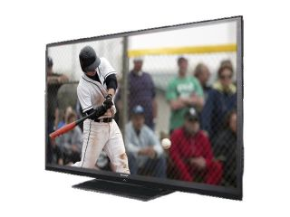 "Refurbished Sharp AQUOS Series 60"" 1080p 120Hz LED LCD HDTV LC60LE600U"